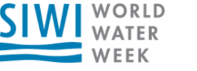 World Water Week, 26 – 31 August 2018, Stockholm